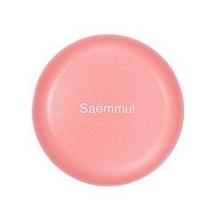 The Saem - Sammul Smile Bebe Blusher (#04 Bling Peach)