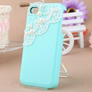Fit-to-Kill - Lace iPhone 4/4S Case