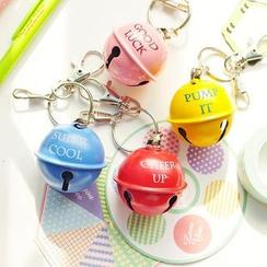 YUNO - 铃铛钥匙扣