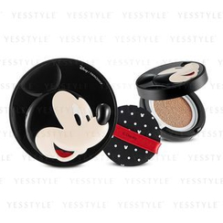 The Face Shop - Disney Mickey BB Power Perfection Cushion SPF 50+ PA+++ (#V203 Natural Beige)
