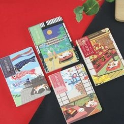 Homey House - Printed Notebook (S)