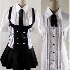 Comic Closet - Inu x Boku SS Ririchiyo Shirakiin Cosplay Costume