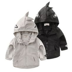 lalalove - Kids Dinosaur Hooded Jacket