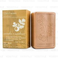 Caswell Massey - Coriander and Mandarin Bar Soap