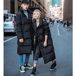 Simpair - Couple Matching Padded Coat