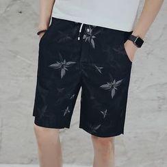 Bay Go Mall - Printed Shorts