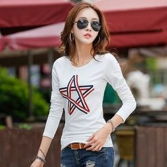 Zyote - Star Long-Sleeve T-shirt