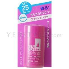 Shiseido - Sea Breeze UV Cut SPF25 PA++ (Jelly Crush Berry)