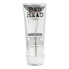Tigi - Bed Head Hard Head - Mohawk Gel For Spiking and Ultimate Hold
