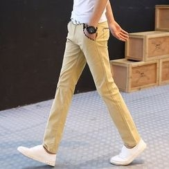 YamYork - Slim-Fit Pants