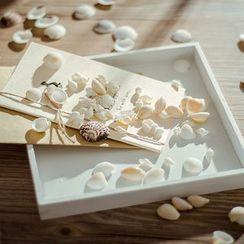 VEYIA - 貝殼裝飾