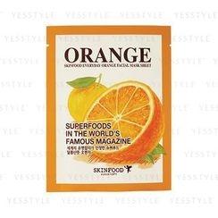 Skinfood - Everyday Orange Facial Mask Sheet