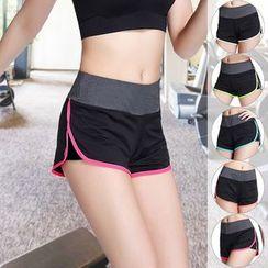Demiel - Gym Shorts