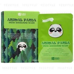 G & S Cosmetic - Animal Panda Snow Whitening Mask
