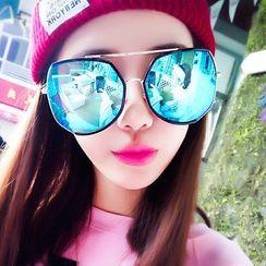 UnaHome Glasses - 大框太阳眼镜