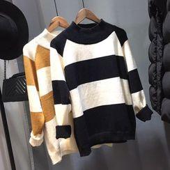 YENSI - 條紋毛衣