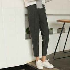 HotBlock - Woolen Harem Pants