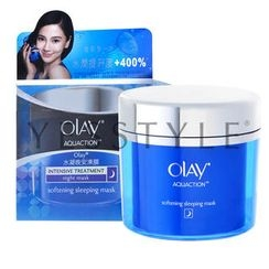 Olay - AquaAction Softening Sleeping Mask