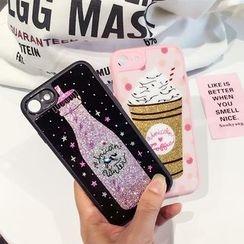 Casei Colour - Glittered Phone Case - Apple iPhone 6 / 6 Plus / 7 / 7 Plus