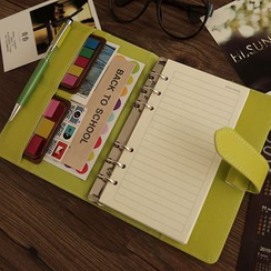 Nina's House - Loose Leaf Notebook Set