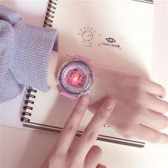 Crystalfa - LED手錶