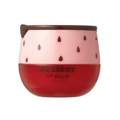 The Face Shop - Lovely ME:EX Dessert Lip Balm (#01 Strawberry)