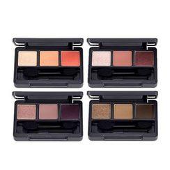 The Face Shop - Triple Eyes Eyeshadow