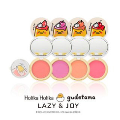 Holika Holika - Lazy & Joy Jelly Dough Blusher (Gudetama Edition)