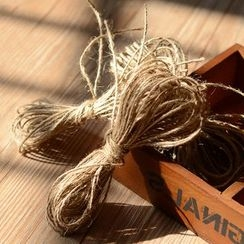 VEYIA - 黃麻線繩