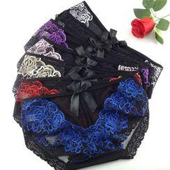 Croix - Lattice Lace Panties