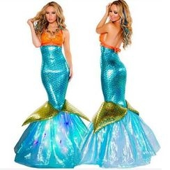 Whitsy - Mermaid Party Costume