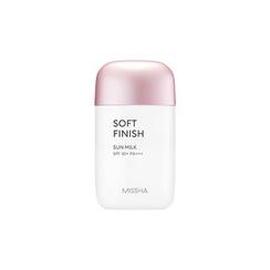 Missha - All-Around Safe Block Soft Finish Sun Milk SPF50+ PA+++ 40ml