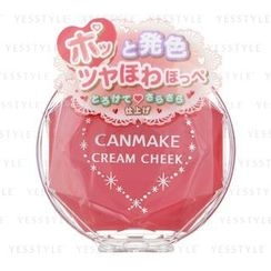 Canmake - Cream Cheek (#14 Apple Cream Red)