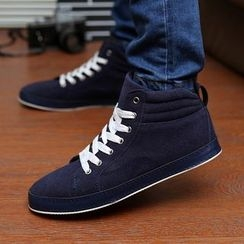 Easy Steps - High-top Sneakers