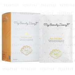 My Beauty Diary - Royal Pearl Mask (English Version)