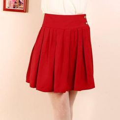 Loverac - Pleated Skirt
