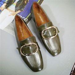 Shoeland - 搭扣樂福鞋