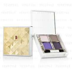 Elizabeth Arden - Beautiful Color Eye Shadow Quad - #02 Posh Purples (Limited Edition)