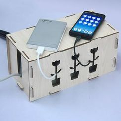 Homeware Bliss - Wire Organizer Box