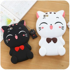 Momoi - Cat Mobile Case - iPhone 6 / 6 Plus / 7 / 7 Plus