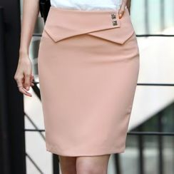 In the Mood - Pencil Skirt