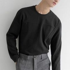 Seoul Homme - Long-Sleeve T-Shirt