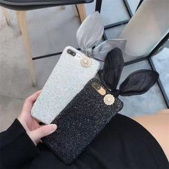 Kerodine - 耳朵装饰iphone6/6plus/7/7plus保护套