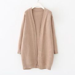 Meimei - Ribbed Cardigan