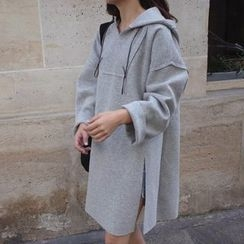 Hanni - Hooded Long Pullover