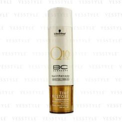 Schwarzkopf - BC Time Restore Q10 Plus Conditioner (For Mature and Fragile Hair)