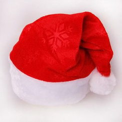 Make a Wish - Santa Clause Fleece Hat