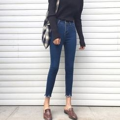 Jeans Kingdom - 九分窄身牛仔褲