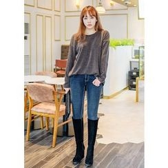 J-ANN - Wool Blend Pullover