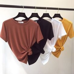 Honey House - Plain Short-Sleeve T-Shirt